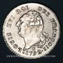 Monnaies Constitution (1791-1792). 30 sols 1792I. Limoges, 1er semestre, type FRANCOIS