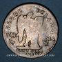Monnaies Constitution (1791-1792). 30 sols 1792MA. Marseille. 1er semestre, type FRANCOIS