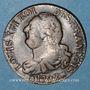 Monnaies Constitution (1791-1792). 6 deniers 1792MA. Marseille. Type FRANCOIS