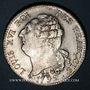 Monnaies Constitution (1791-1792). Ecu de 6 livres, type FRANCOIS 1792 A, 2e semestre