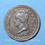 Monnaies Consulat (1799-1804). 1 centime an 8A