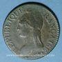 Monnaies Consulat (1799-1804). 5 centimes an 9BB. Strasbourg