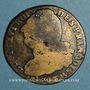 Monnaies Convention (1792-1795). 2 sols 1793 AA. Metz. Type FRANCOIS