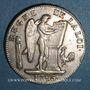 Monnaies Convention (1792-1795). Ecu de 6 livres 1793 A. 1er semestre
