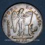 Monnaies Convention (1792-1795). Ecu de 6 livres 1793A. 1er semestre