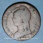 Monnaies Directoire (1795-1799). 1 décime, petit module,  an 4A