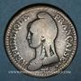 Monnaies Directoire (1795-1799). 2 décimes an 4A