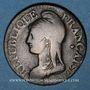 Monnaies Directoire (1795-1799). 5 centimes an 5A