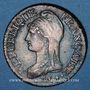 Monnaies Directoire (1795-1799), 5 centimes an 5BB Strasbourg
