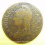 Monnaies Directoire (1795-1799). 5 centimes an 5W Lille