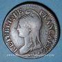 Monnaies Directoire (1795-1799), 5 centimes an 7/5 A