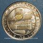 Monnaies Ecu des Villes. Strasbourg. 25 ecu 1994. Argent