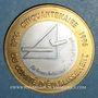 Monnaies Emetteurs privés. Air France. 3 euros 1996
