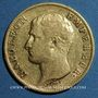 Monnaies 1er empire (1804-1814). 20 francs tête nue, date grégorienne, 1806A. (PTL 900‰. 6,45 g)