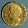 Monnaies 1er empire (1804-1814). 40 francs, date grégorienne, 1806A. 900 /1000. 12,90 gr