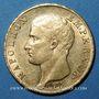 Monnaies 1er empire (1804-1814). 40 francs, date grégorienne, 1806A. (PTL 900‰. 12,90 g)