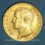 Monnaies 1er empire (1804-1814). 40 francs, date grégorienne, 1806A. (PTL 900 /1000. 12,90 gr)