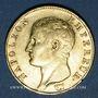 Monnaies 1er empire (1804-1814). 40 francs tête nue an 13A. 900 /1000. 12,90 gr