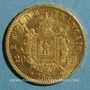 Monnaies 2e empire (1852-1870). 20 francs tête laurée 1867BB. Strasbourg. Petit BB. (PTL 900 /1000. 6,45 gr)