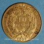 Monnaies 3e république (1870-1940). 10 francs Cérès 1899 A. (PTL 900‰. 3,22 g)