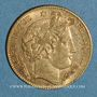 Monnaies 3e république (1870-1940). 10 francs Cérès 1899A. (PTL 900‰. 3,22 g)