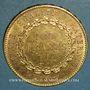 Monnaies 3e république (1870-1940). 100 francs Génie 1904A. (PTL 900 /1000. 32,25 g)