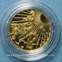 Monnaies 5e république (1959- ). 100 euro 2008. La Semeuse