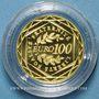 Monnaies 5e république (1959- ). 100 euro 2009. La Semeuse