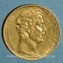 Monnaies Charles X (1824-1830). 20 francs 1827 A. (PTL 900‰. 6,45 g)