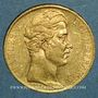 Monnaies Charles X (1824-1830). 20 francs 1828 A. (PTL 900‰. 6,45 g)