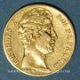 Monnaies Charles X (1824-1830). 20 francs 1828A. 900 /1000. 6,45 gr