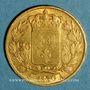 Monnaies Charles X (1824-1830). 20 francs 1830 A. (PTL 900‰. 6,45 g)