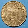 Monnaies Italie. Duché de Parme. Marie-Louise (1815-1847). 20 lires 1815