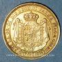 Monnaies Italie. Duché de Parme. Marie Louise (1815-1847). 40 lires 1815. Milan. (PTL 900‰. 12,90 g)