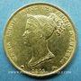 Monnaies Italie. Duché de Parme. Marie Louise (1815-1847). 40 lires 1815 (PTL 900‰. 12,90 g)