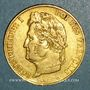 Monnaies Louis Philippe (1830-1848). 20 francs tête laurée 1836A. (PTL 900‰. 6,45 g)