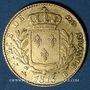 Monnaies Louis XVIII (1815-1824). 20 francs buste habillé 1815B. Rouen. (PTL 900‰. 6,45 g)
