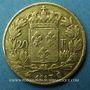 Monnaies Louis XVIII (1815-1824). 20 francs buste nu 1817Q. Perpignan. (PTL 900‰. 6,45 g)