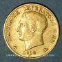Monnaies Royaume d'Italie. Napoléon I (1805-1814). 20 lires 1812 /180 M. Milan. (PTL 900‰. 6,45 g)