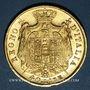 Monnaies Royaume d'Italie. Napoléon I (1805-1814). 40 lires 1811/1801M. Milan. 900/1000. 12,90 g.