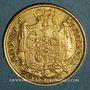 Monnaies Royaume d'Italie. Napoléon I (1805-1814). 40 lires 1812M. Milan. (PTL 900‰. 12,90 g)