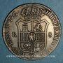 Monnaies Espagne. Royaume. Joseph Napoléon (1808-1813). 8 reales 1809 M-I.G. Madrid