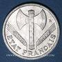 Monnaies Etat Français (1940-1944). 1 franc 1943, poids léger : 1,30 g
