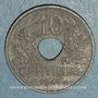 Monnaies Etat français (1940-1944). 10 centimes grand module 1941