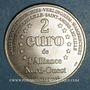 Monnaies Euro des Villes. Alliance Nord-Ouest (59). 2 euro 1998