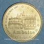 Monnaies Euro des Villes. Amboise (37). 1 euro 1997