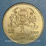 Monnaies Euro des Villes. Bordeaux (33). 1 euro 1998