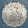 Monnaies Euro des Villes. Bouaye (44). 3 euro 1996