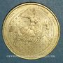 Monnaies Euro des Villes. Chambéry (73). 1 euro 1997