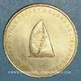 Monnaies Euro des Villes. Cherbourg (50). 1 euro 1997